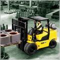wózek widłowy HYUNDAI LPG 4,5 tony