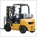 wózek widłowy HANGCHA LPG 4,5 tony