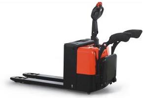 wózek widłowy Noblelift paletowy elektryczny unoszący
